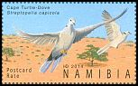 Cl: Ring-necked Dove (Streptopelia capicola) SG 1249b (2014)