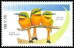 Cl: Little Bee-eater (Merops pusillus) SG 1262 (2015)
