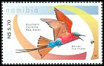 Cl: Southern Carmine Bee-eater (Merops nubicoides)(Repeat for this country)  SG 1260 (2015)