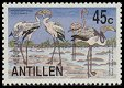 Cl: Caribbean Flamingo (Phoenicopterus ruber)(Repeat for this country)  SG 874 (1985)  [3/23]