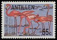 Cl: Caribbean Flamingo (Phoenicopterus ruber)(Repeat for this country)  SG 875 (1985)  [3/23]