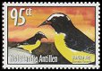 Cl: Bananaquit (Coereba flaveola) <<Barika Hel>> (Repeat for this country)  SG 1635 (2004)  [3/27]