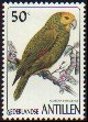 Cl: Yellow-shouldered Parrot (Amazona barbadensis) SG 1217 (1997)