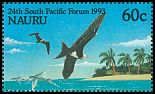 Cl: Great Frigatebird (Fregata minor)(Repeat for this country)  SG 410 (1993) 140
