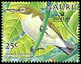 Cl: Samoan White-eye (Zosterops samoensis)(Out of range)  SG 602a3 (2005)  [6/9]