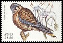 Cl: American Kestrel (Falco sparverius)(Repeat for this country)  SG 1328 (1999)