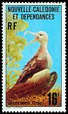 Cl: Great Frigatebird (Fregata minor)(Repeat for this country)  SG 586 (1977)