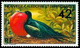 Cl: Great Frigatebird (Fregata minor) SG 587 (1977) 240