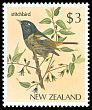 Cl: Stitchbird (Notiomystis cincta) SG 1294 (1985) 190