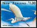 Cl: Great Egret (Ardea alba)(Repeat for this country)  SG 1994 (1996) 110