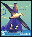 Cl: Royal Albatross (Diomedea epomophora)(Endemic or near-endemic)  new (2012)