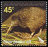 Cl: Southern Brown Kiwi (Apteryx australis)(Endemic or near-endemic)  SG 2801 (2005)