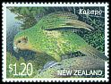 Cl: Kakapo (Strigops habroptila)(Endemic or near-endemic)  SG 2373 (2000)