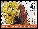 Cl: Kakapo (Strigops habroptila)(Endemic or near-endemic)  SG 2811 (2005)
