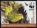 Cl: Kakapo (Strigops habroptila)(Endemic or near-endemic)  SG 2814 (2005)
