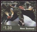 Cl: Erect-crested Penguin (Eudyptes sclateri) SG 2455 (2001)