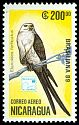 Cl: Swallow-tailed Kite (Elanoides forficatus) SG 3061 (1989)