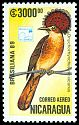 Cl: Northern Royal-Flycatcher (Onychorhynchus mexicanus) SG 3065 (1989)