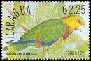 Cl: Yellow-headed Parrot (Amazona oratrix)(Repeat for this country)  SG 3128 (1991) 100