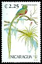 Cl: Resplendent Quetzal (Pharomachrus mocinno)(Repeat for this country)  SG 3180 (1991)