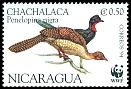 Cl: Highland Guan (Penelopina nigra)(Repeat for this country)  SG 3509 (1994)