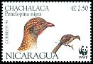 Cl: Highland Guan (Penelopina nigra)(Repeat for this country)  SG 3493 (1994)  I have 6 spare [1/54]
