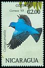 Cl: Lovely Cotinga (Cotinga amabilis) SG 3285 (1994) 50