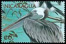 Cl: Brown Pelican (Pelecanus occidentalis) SG 3762 (1999)