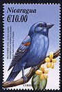 Cl: Blue Grosbeak (Passerina caerulea) SG 3952 (2000)  [1/4]