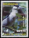 Cl: Black-crowned Night-Heron (Nycticorax nycticorax) <<Achacon de Rio>>  SG 4106 (2004)  [3/38]