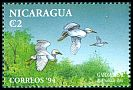Cl: Cattle Egret (Bubulcus ibis) <<Garza real>>  SG 3455 (1994)  I have 1 spare [1/55]