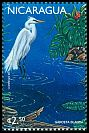 Cl: Great Egret (Ardea alba) <<Garceta blanca>> (Repeat for this country) (not catalogued)  (1999)