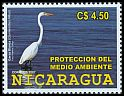 Cl: Great Egret (Ardea alba) <<Garza blanca>>  SG 4127 (2007) 75 [4/57]