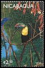 Cl: Keel-billed Toucan (Ramphastos sulfuratus)(Repeat for this country) (not catalogued)  (1999)