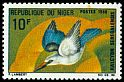 Cl: Woodland Kingfisher (Halcyon senegalensis) SG 293 (1969) 12