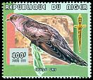 Cl: Common Cuckoo (Cuculus canorus) <<Coucou gris>> (not catalogued)  (1999)