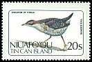 Cl: Buff-banded Rail (Gallirallus philippensis) SG 36 (1983) 25