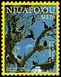 Cl: Black Noddy (Anous minutus)(I do not have this stamp)  SG 435 (2016)