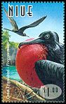 Cl: Great Frigatebird (Fregata minor) SG 843 (1998)