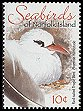 Cl: Red-tailed Tropicbird (Phaethon rubricauda)(Repeat for this country)  SG 917 (2005) 15