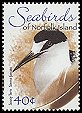 Cl: Sooty Tern (Sterna fuscata)(Repeat for this country)  SG 919 (2006) 50
