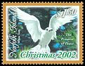 Cl: White Tern (Gygis alba)(Repeat for this country)  SG 818 (2002)