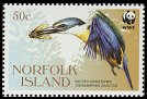 Cl: Sacred Kingfisher (Todirhamphus sanctus)(Repeat for this country)  SG 894 (2004)