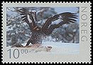 Cl: Golden Eagle (Aquila chrysaetos) <<Orn>> (Repeat for this country)  SG 1605 (2006)