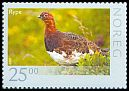 Cl: Willow Ptarmigan (Lagopus lagopus) <<Rype>>  SG 1708 (2009)