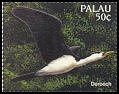 Cl: Little Pied Cormorant (Phalacrocorax melanoleucos)(Repeat for this country)  SG 1073 (1996)