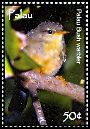 Cl: Palau Bush-Warbler (Cettia annae)(Endemic or near-endemic)  SG 2276 (2007)  [4/23]