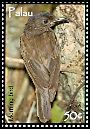 Cl: Morningbird (Colluricincla tenebrosa)(Endemic or near-endemic)  SG 2271 (2007)  [4/22]