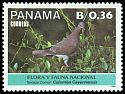 Cl: Pale-vented Pigeon (Patagioenas cayennensis) SG 1447 (1987) 150