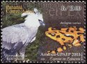 Cl: Harpy Eagle (Harpia harpyja)(Repeat for this country)  SG 1716 (2003)